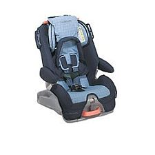 Eddie Bauer Alpha Omega Deluxe 3 in 1 Car Seat